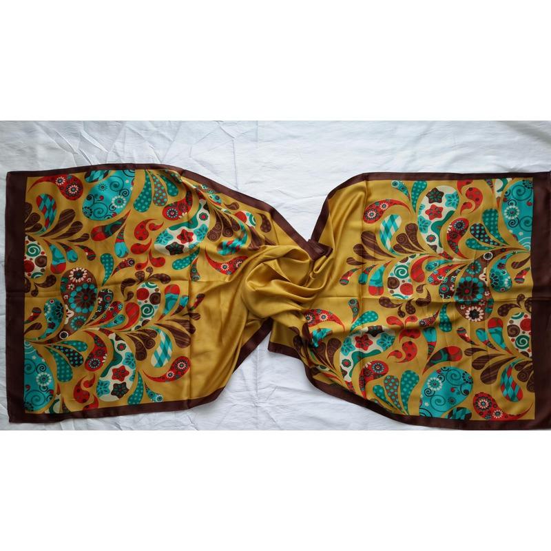 Брендовые платки шарфы и палантины