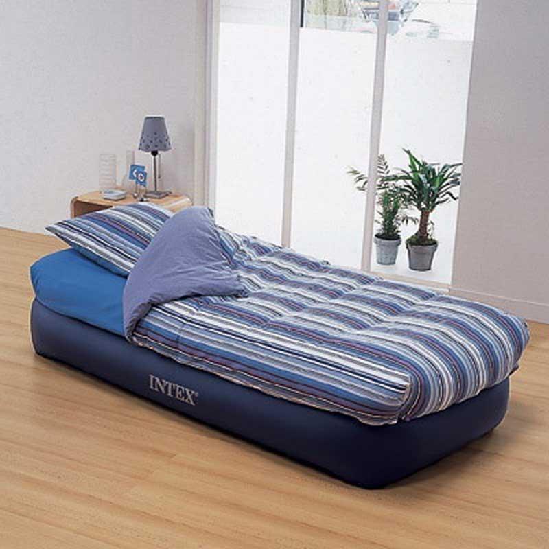 Ремонт надувных спальных матрасов